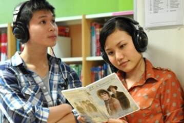 IELTS sample listening