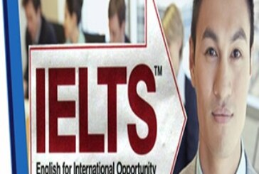 IELTS test in Singapore – August 2014 Academic Module